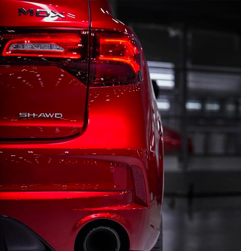 MDX SH-AWD
